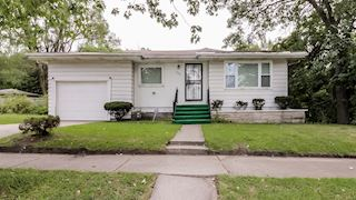 investment property - 2173 Roosevelt Pl, Gary, IN 46404, Lake - main image