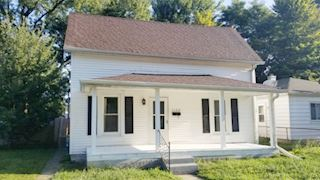 investment property - 1158 E Gimber St, Indianapolis, IN 46203, Marion - main image