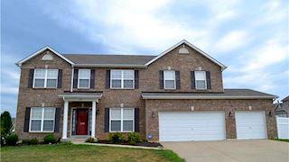 investment property - 329 Rustic Oaks Dr, Wentzville, MO 63385, Saint Charles - main image