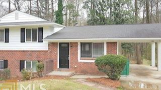 investment property - 6562 King George Way, Morrow, GA 30260, Clayton - main image
