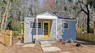 investment property - 2833 Burton Rd NW, Atlanta, GA 30311, Fulton - main image
