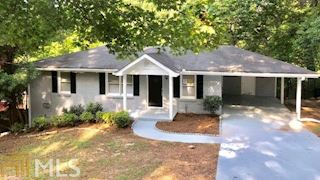 investment property - 4457 Lincoln Jones Rd, Ellenwood, GA 30294, Dekalb - main image