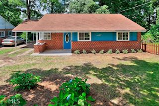 investment property - 1743 Carter Cir, East Point, GA 30344, Fulton - main image