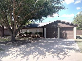 investment property - 1208 Cindy St, Crowley, TX 76036, Tarrant - main image