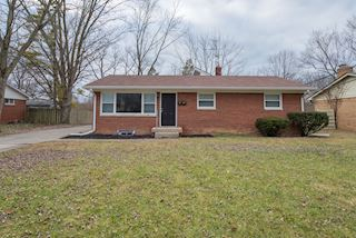 investment property - 4804 N Kenmore Rd, Indianapolis, IN 46226, Marion - main image