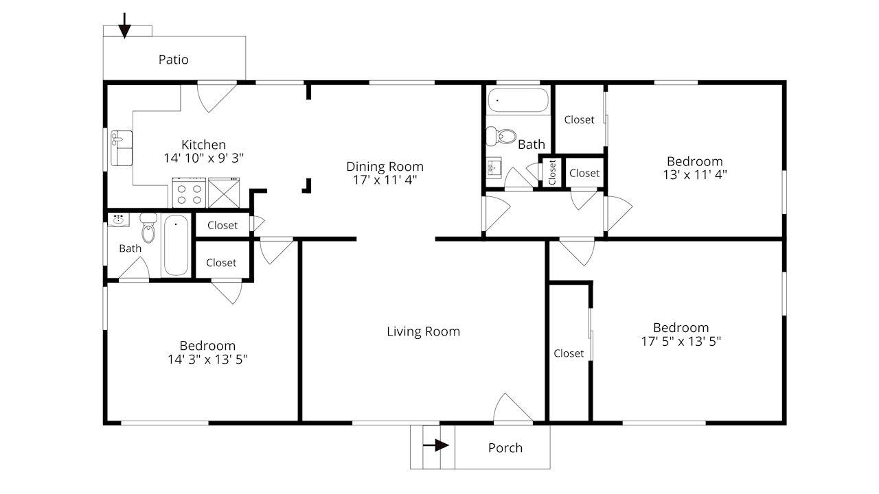 investment property - 4352 Ridgewood Cir, Jackson, MS 39211, Hinds - image 3