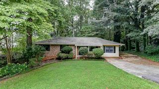 investment property - 343 Concord Woods Dr SE, Smyrna, GA 30082, Cobb - main image