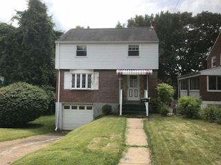 investment property - 1424 White Oak Dr, Penn Hills, PA 15147, Allegheny-East - main image