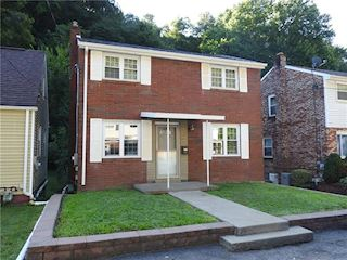 investment property - 1321 Wall Ave, Pitcairn, PA 15140, Allegheny - main image