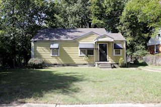 investment property - 1633 Amarillo St, Memphis, TN 38114, Shelby - main image
