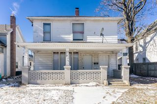 investment property - 1607 S Madison St, Muncie, IN 47302, Delaware - main image