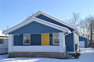 investment property - 2509 S McClure St, Indianapolis, IN 46241, Marion - main image
