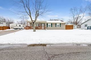 investment property - 374 Brook Dr, Valparaiso, IN 46385, Porter - main image