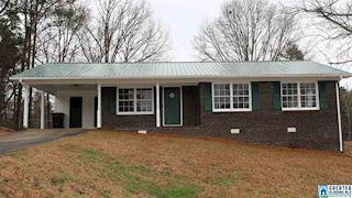 investment property - 1612 NELSON RD, WEAVER, AL 36277, Calhoun - main image