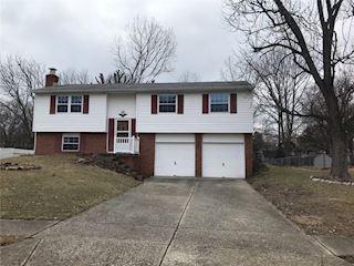 investment property - 668 Brushwood Ln, Greenwood, IN 46142, Johnson - main image