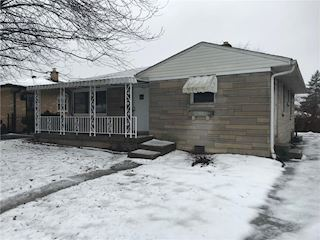 investment property - 3214 N BANCROFT ST, Indianapolis, IN 46218, Marion - main image