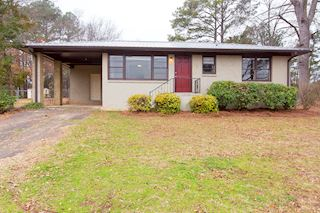 investment property - 2836 Clyburne St, Hueytown, AL 35023, Jefferson - main image