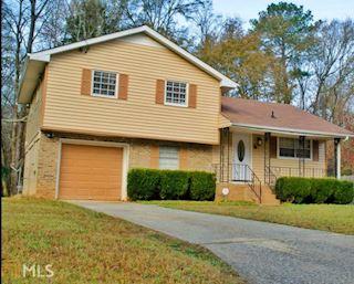 investment property - 6590 Woodford Rd, Atlanta, GA 30349, Fulton - main image