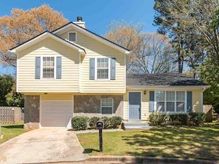 investment property - 1322 Stoneleigh Way, Stone Mountain, GA 30088, Dekalb - main image