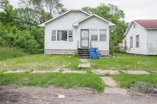 investment property - 5025 Delaware St, Gary, IN 46409, Lake - main image