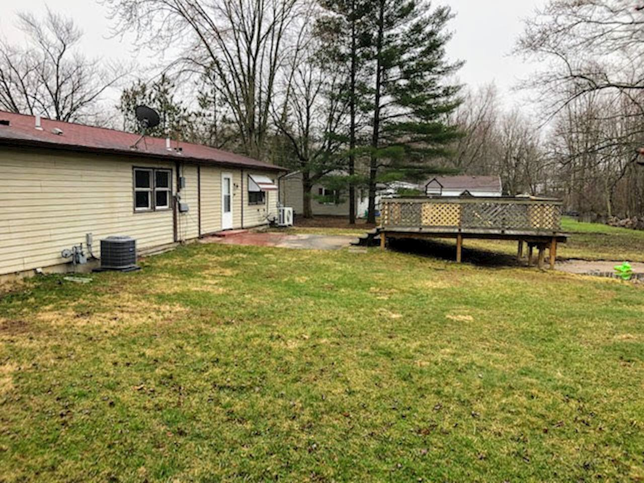 investment property - 40 S California St, Hebron, IN 46341, Porter - image 1