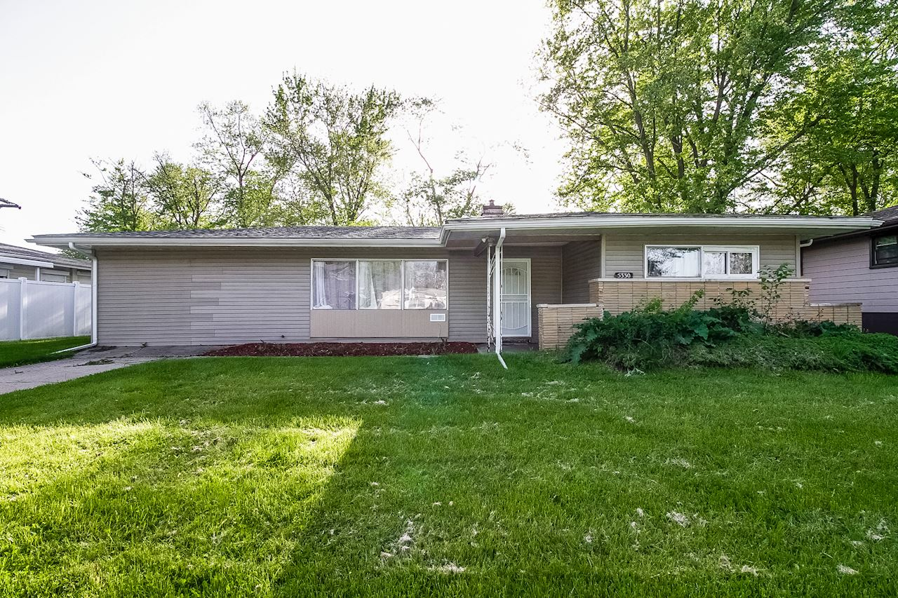 investment property - 5330 Tyler St, Merrillville, IN 46410, Lake - image 0