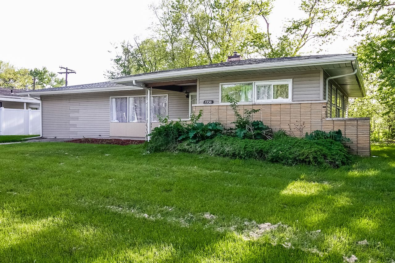 investment property - 5330 Tyler St, Merrillville, IN 46410, Lake - image 1