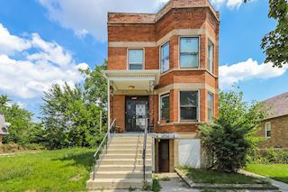 investment property - 7117 S Carpenter St, Chicago, IL 60621, Cook - main image