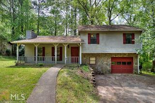 investment property - 3575 Creek Mill Dr NW, Kennesaw, GA 30152, Cobb - main image