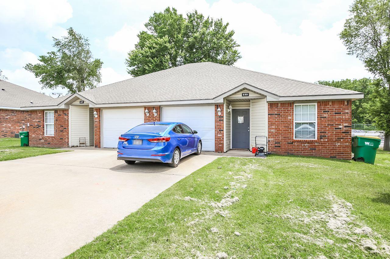 investment property - 231 Graystone Cir, Centerton, AR 72719, Benton - image 1