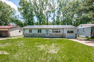 investment property - 2036 Bella Clare Dr, Saint Louis, MO 63136, Saint Louis - main image