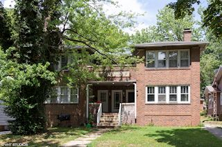 investment property - 1570 W Wood St, Decatur, IL 62522, Macon - main image