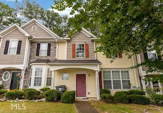 investment property - 1691 Camden Forrest Way, Riverdale, GA 30296, Clayton - main image