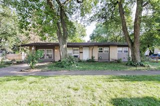 investment property - 16801 Head Ave, Hazel Crest, IL 60429, Cook - main image