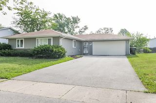investment property - 17861 Harvard Ln, Country Club Hills, IL 60478, Cook - main image