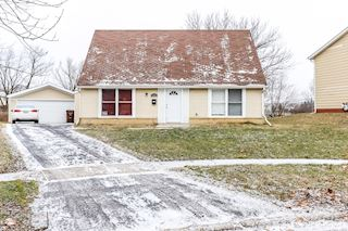 investment property - 3850 176th Pl, Country Club Hills, IL 60478, Cook - main image