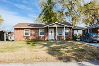 investment property - 601 Saint Nicholas Dr, Cahokia, IL 62206, Saint Clair - main image