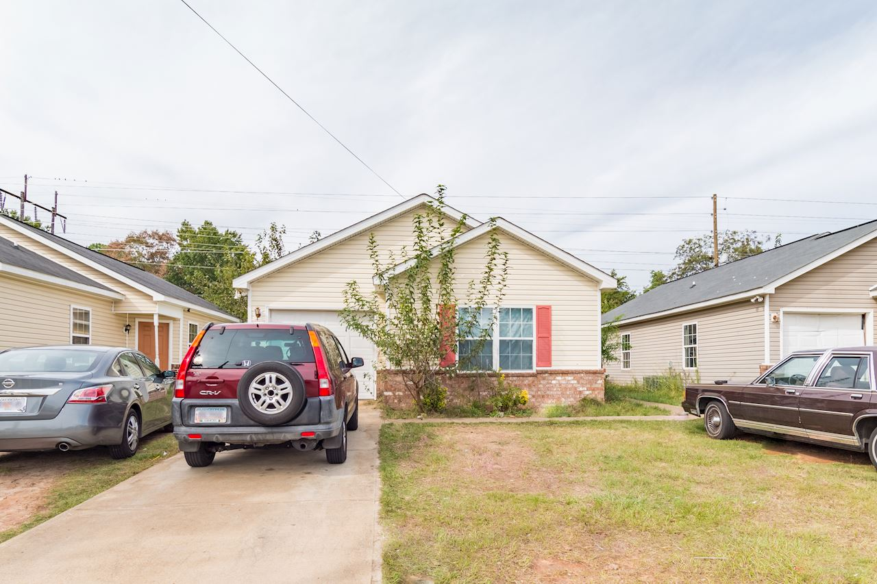 investment property - 344 Orchard Way, Warner Robins, GA 31088, Houston - image 0