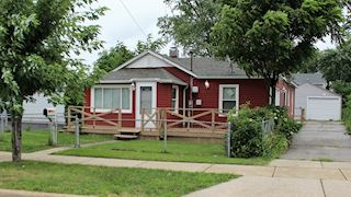 investment property - 3107 171st St, Hammond, IN 46323, Lake - main image