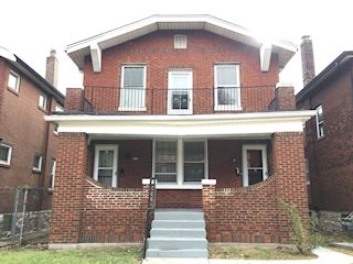 investment property - 5014 N Kingshighway Blvd, Saint Louis, MO 63115, Saint Louis City - main image