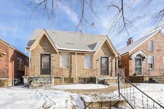 investment property - 5845 Saloma Ave, Saint Louis, MO 63120, Saint Louis City - main image