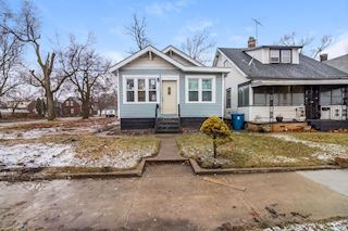 investment property - 1584 Taft St, Gary, IN 46404, Lake - main image