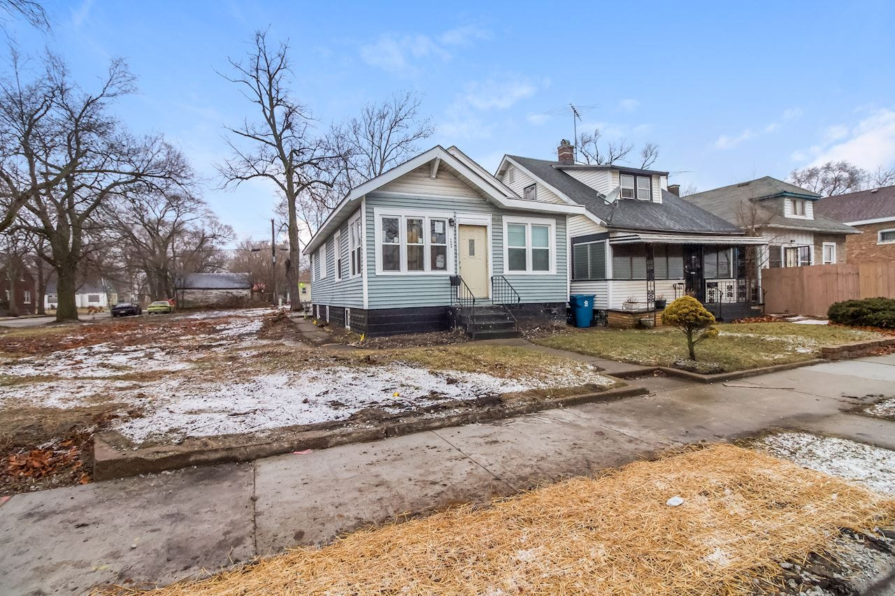 investment property - 1584 Taft St, Gary, IN 46404, Lake - image 1