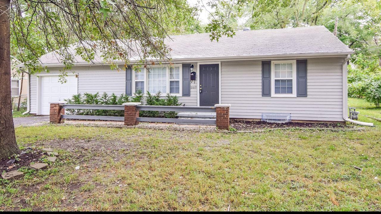 investment property - 10619 Palmer Ave, Kansas City, MO 64134, Jackson - image 1