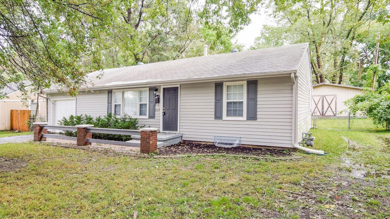 investment property - 10619 Palmer Ave, Kansas City, MO 64134, Jackson - image 2