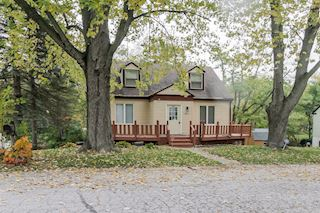 investment property - 51 Deerpath Rd, Merrillville, IN 46410, Lake - main image