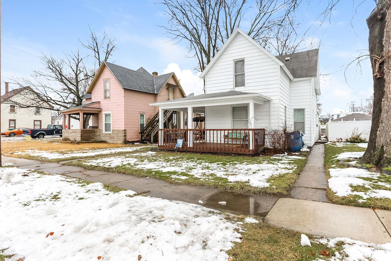 investment property - 406 E Lawrence St, Mishawaka, IN 46545, St Joseph - image 1