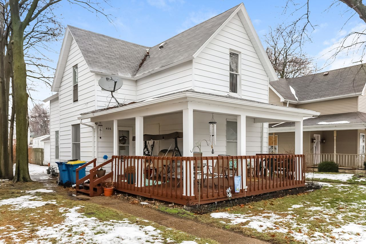 investment property - 406 E Lawrence St, Mishawaka, IN 46545, St Joseph - image 4