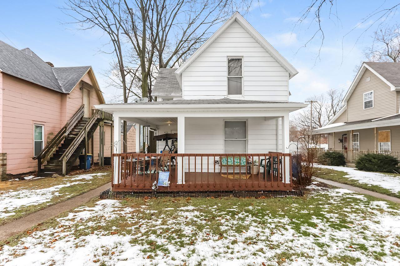 investment property - 406 E Lawrence St, Mishawaka, IN 46545, St Joseph - image 0