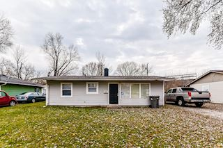investment property - 4037 Red Bird Dr, Indianapolis, IN 46222, Marion - main image